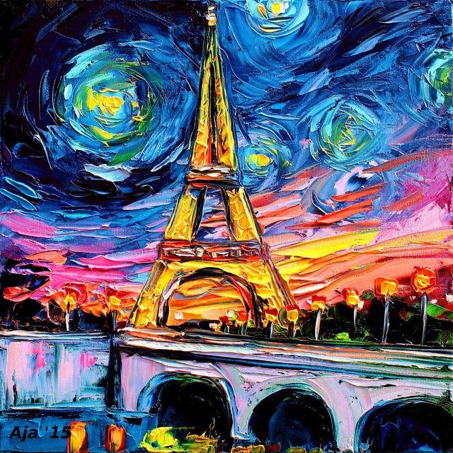 Van Gogh's Most Famous Paintings Meet Pop Culture Icons ...