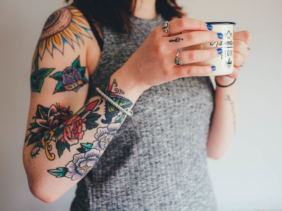 QUIZ: What Type Of Tattoo Should You Get?