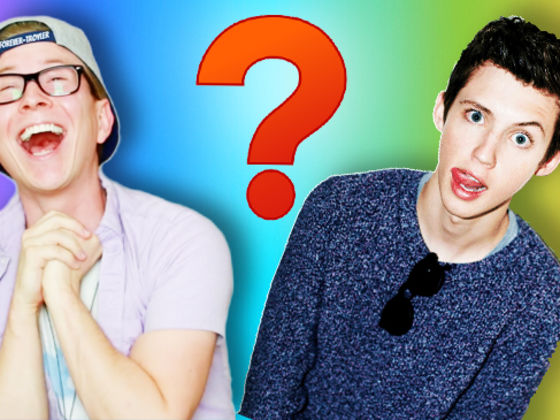 Are You More Troye Sivan Or Tyler Oakley
