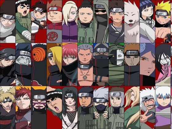 Which Naruto Character Are You Playbuzz