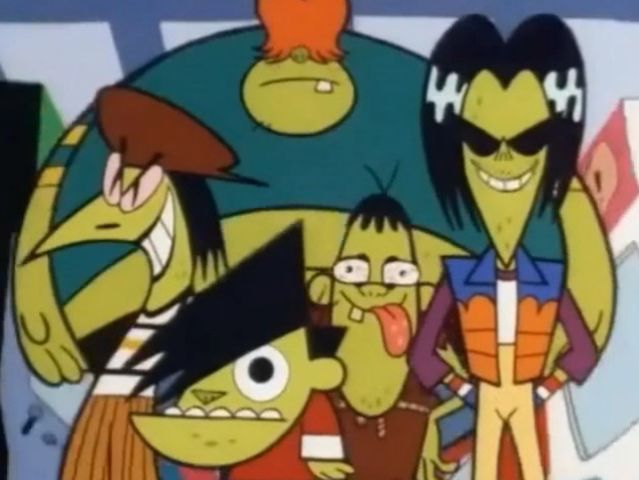 The Old Toonami Line Up Farewell Tribute 326837663 in addition Zoids  Fuzors furthermore Momento Nostalgia 2 in addition Old Cartoon  work Quiz likewise Tt0173664. on old jetix shows