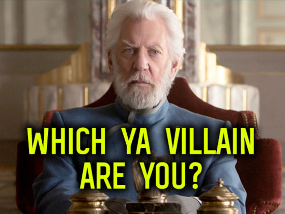 Which YA Book Villain Are You?