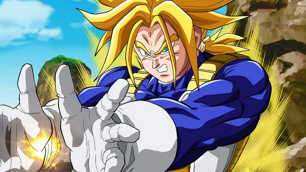 Which DBZ Character Are You Playbuzz