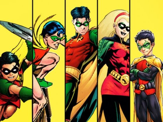 which robin are you playbuzz