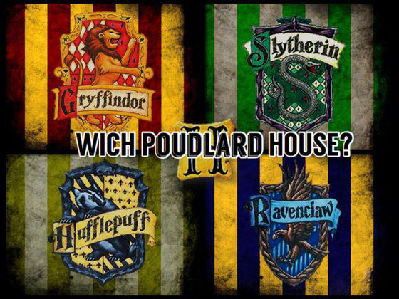 Quelle Maison De Poudlard Es Tu