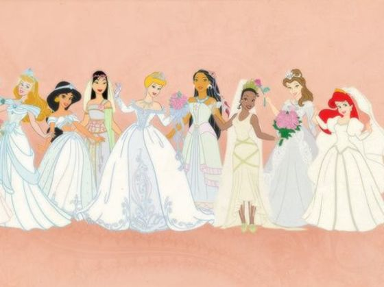 Which Disney Princess Wedding Gown Should You Get Married In
