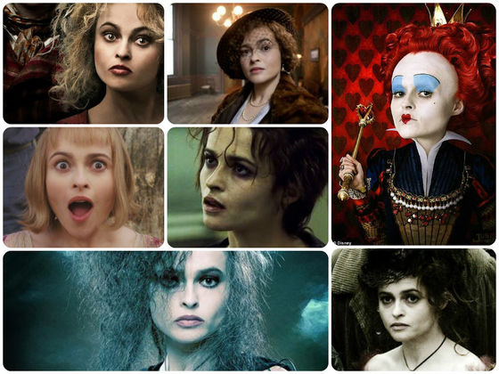 Which Helena Bonham Carter Character Are You? | Playbuzz