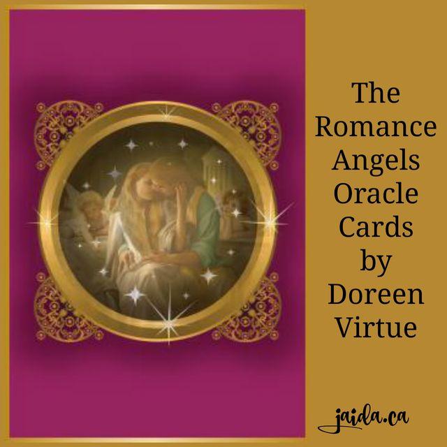 romance angel card reading