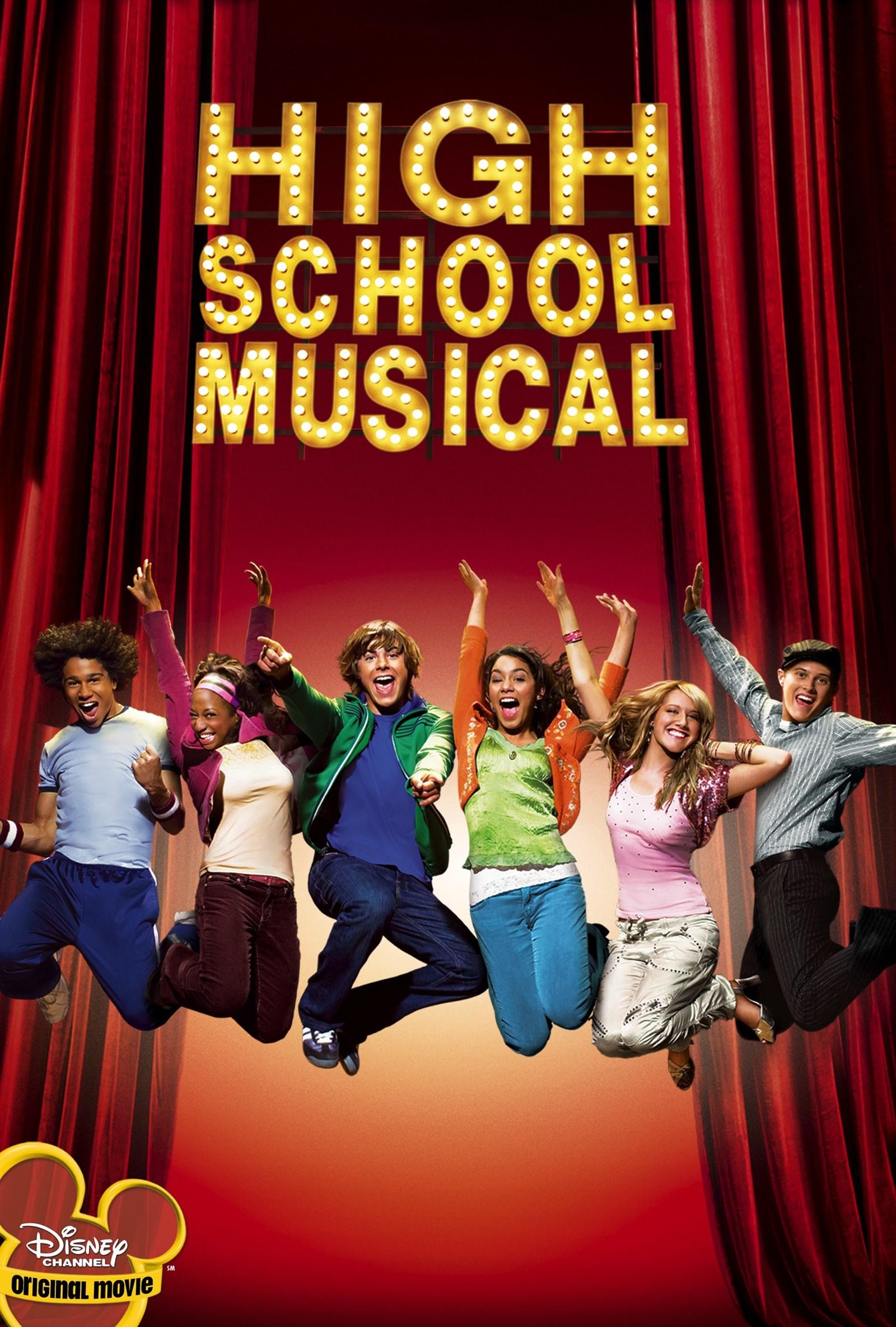 High School Musical  Musique  Ados