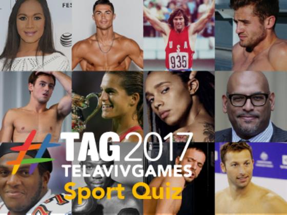 The TAG2017 LGBT Sport Quiz | Playbuzz
