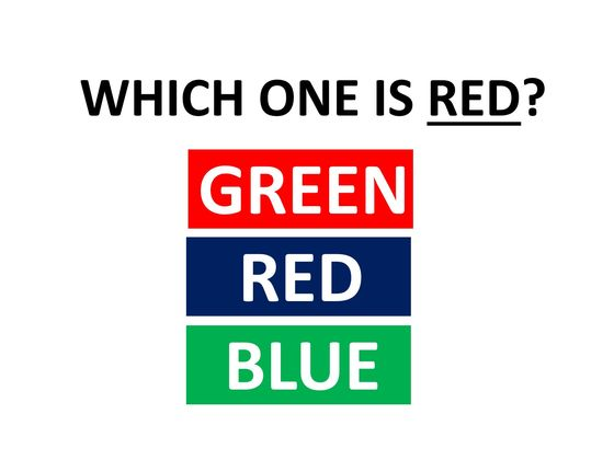 Will you be confused by this tricky color test playbuzz will you be confused by this tricky color test sciox Image collections