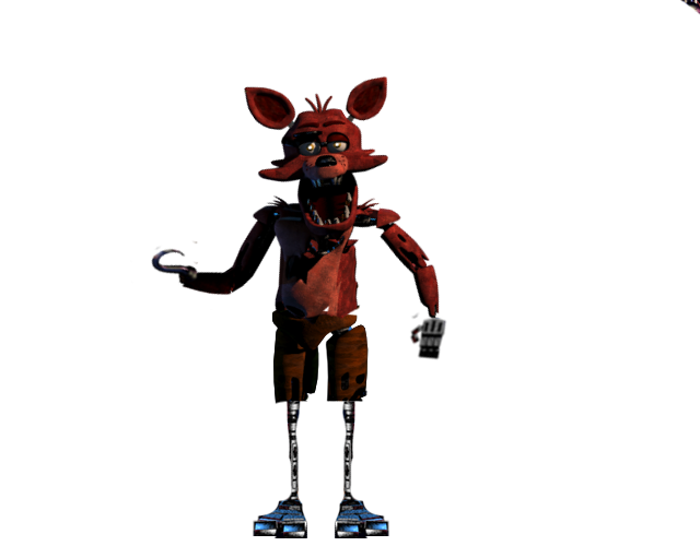 unwithered freddy jumpscare