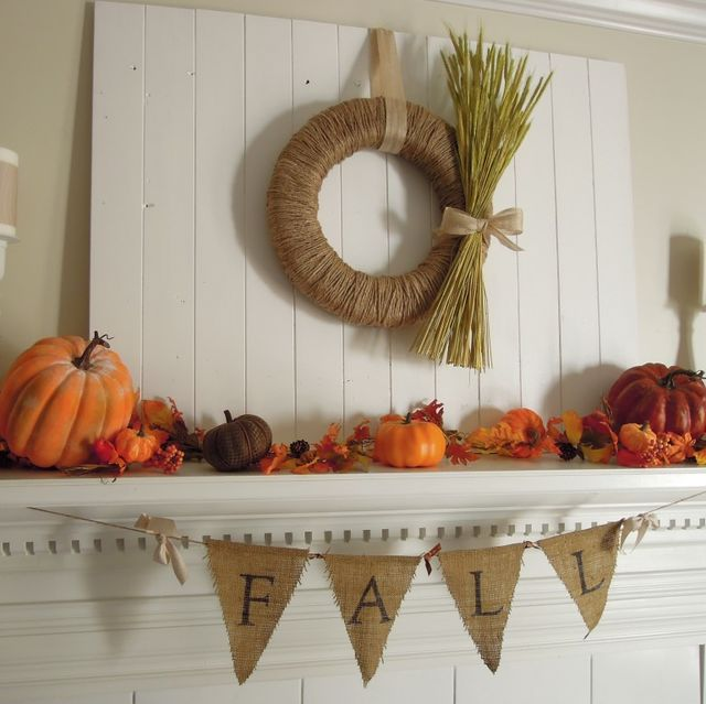 Super easy thanksgiving decorations you can make