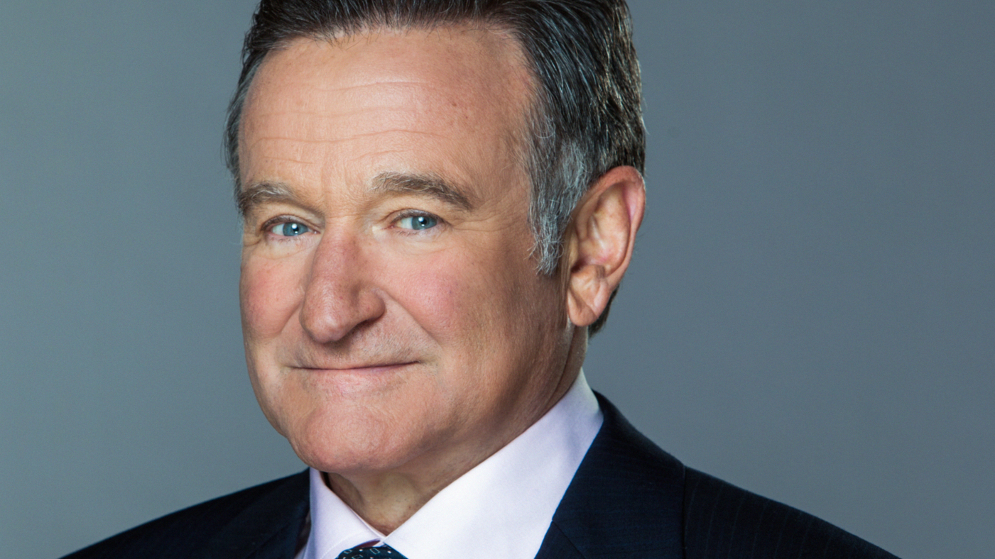 robin williams feel