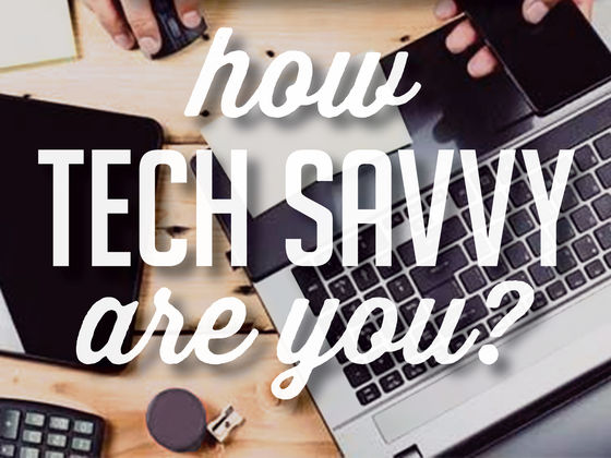 How Tech Savvy Are You Playbuzz