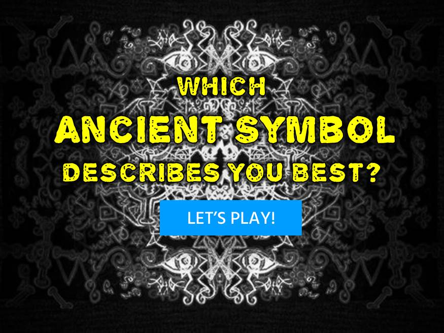 Which Ancient Symbol Describes You Best Playbuzz