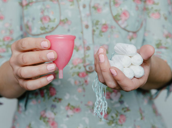 Are You A Tampon, A Maxi Pad Or A Menstrual Cup?