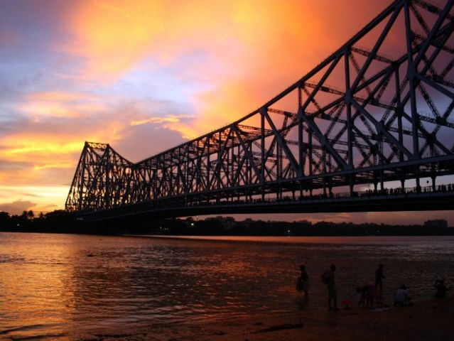 Howrah Bridge Kolkata