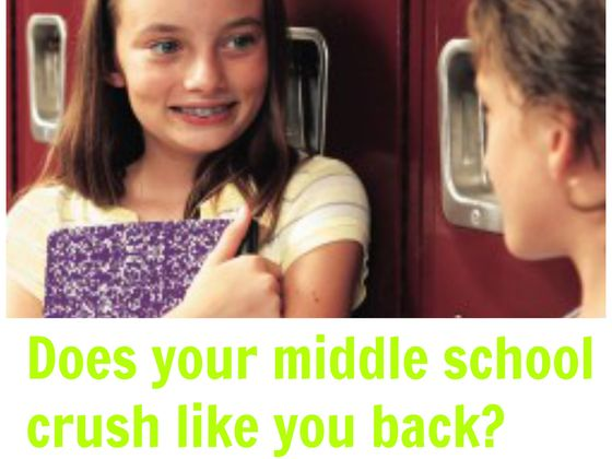 quiz does your middle school crush like girls only