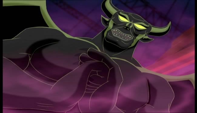 demon villains wiki