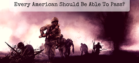 Can You Ace The WWII Test Every American Should Be Able To Pass?