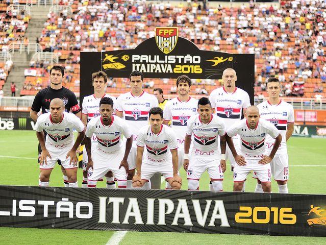 Contra o Palmeiras, no dia 13 de março, o São Paulo marcou um gol que foi anulado de maneira incorreta. Quem fez?