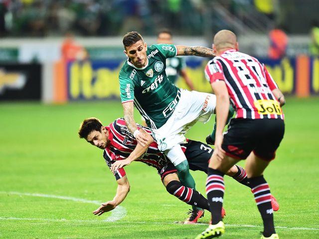 Em 7 de setembro, o Tricolor perdeu para o Verdão na arena rival. Qual retrospecto da equipe na casa do Palmeiras?
