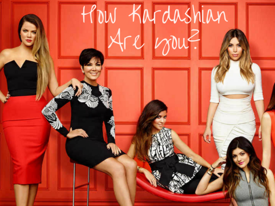 How Kardashian Are You, On A Scale From 1 to 10?