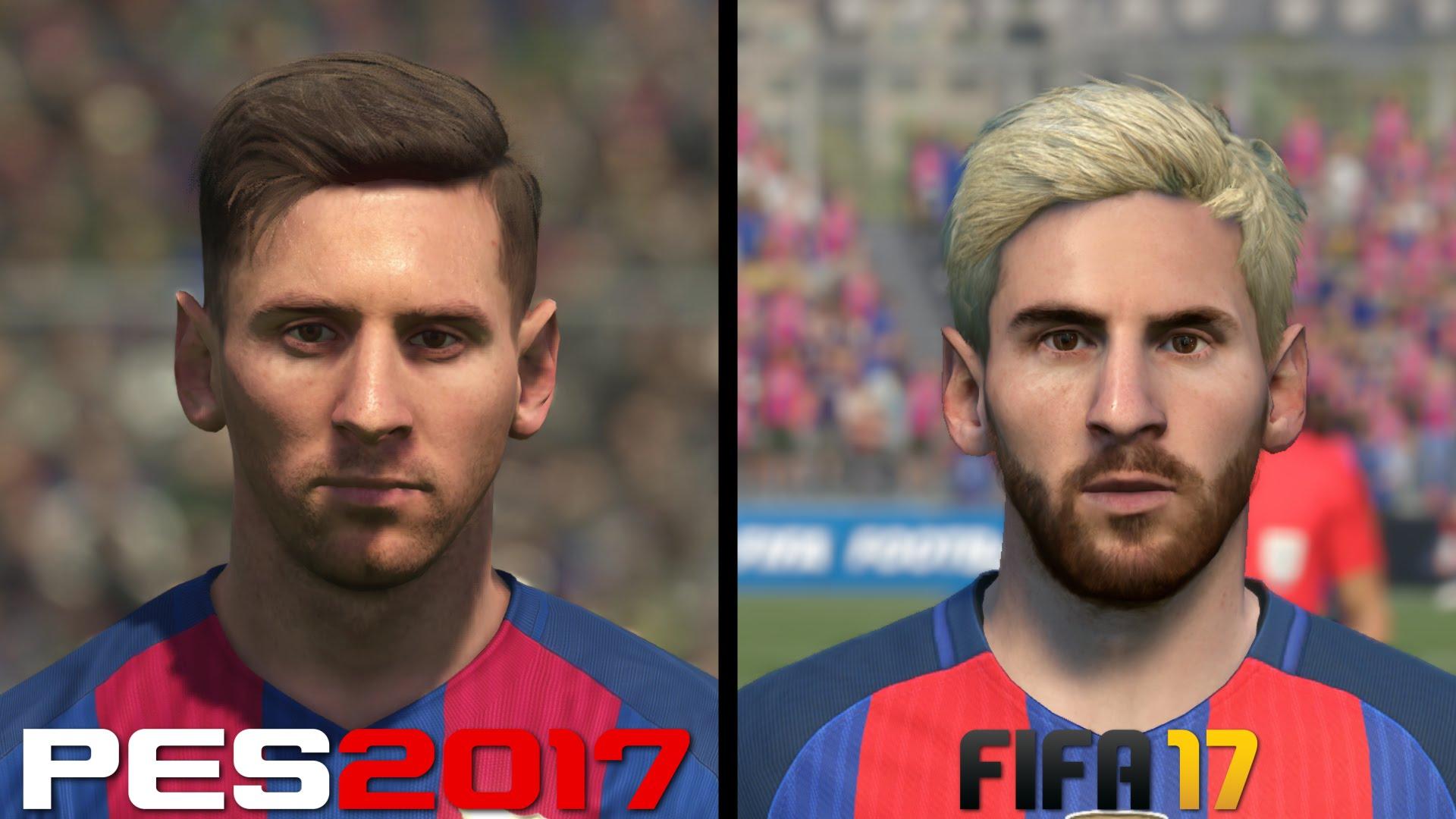 FIFA V PES