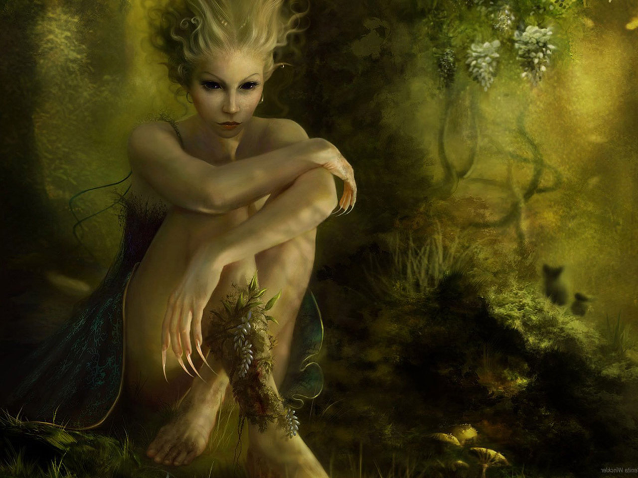 Beautiful naked fairy and elf women sexual galleries