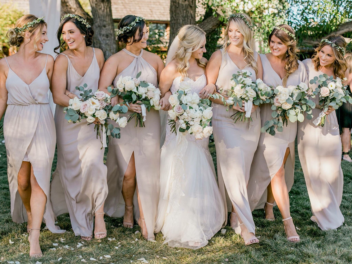 Which color should your bridesmaids wear playbuzz ombrellifo Choice Image