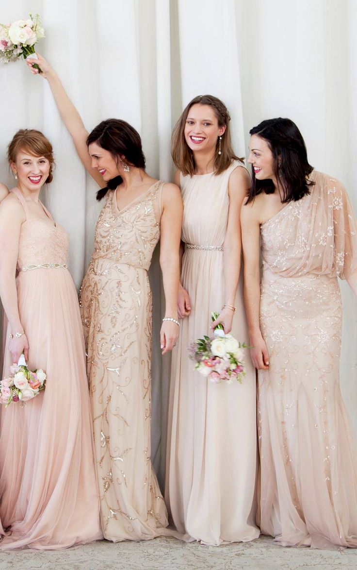 Which color should your bridesmaids wear playbuzz ombrellifo Image collections