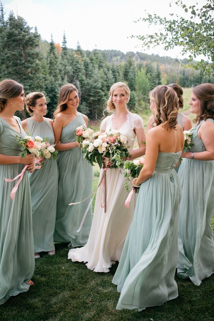 Which color should your bridesmaids wear playbuzz ombrellifo Gallery