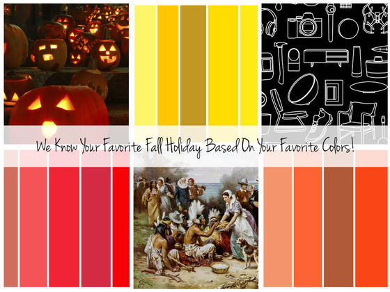 We Know Your Favorite Fall Holiday Based On Your Favorite