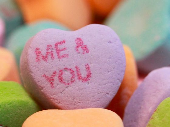 What Will Your Valentine Heart Candy Say This Year?