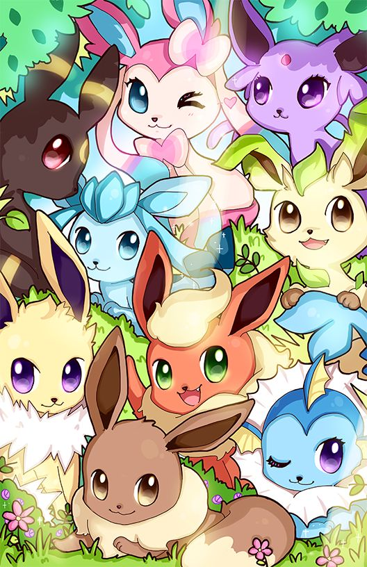 who is the cutest eeveelution playbuzz