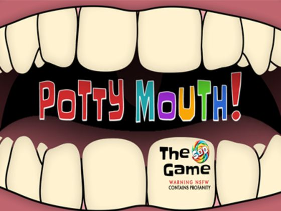 How Potty Mouth Are You? Let's Play Potty Mouth - The Original Cursing Game