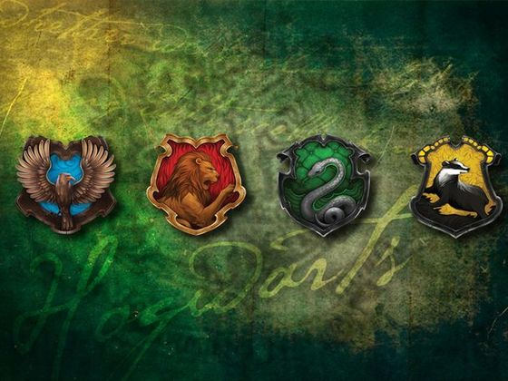 Hogwarts House Sorting Quiz (Pottermore Version)