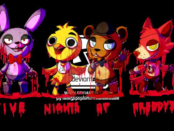 what 5 nights at freddy 3 character are you