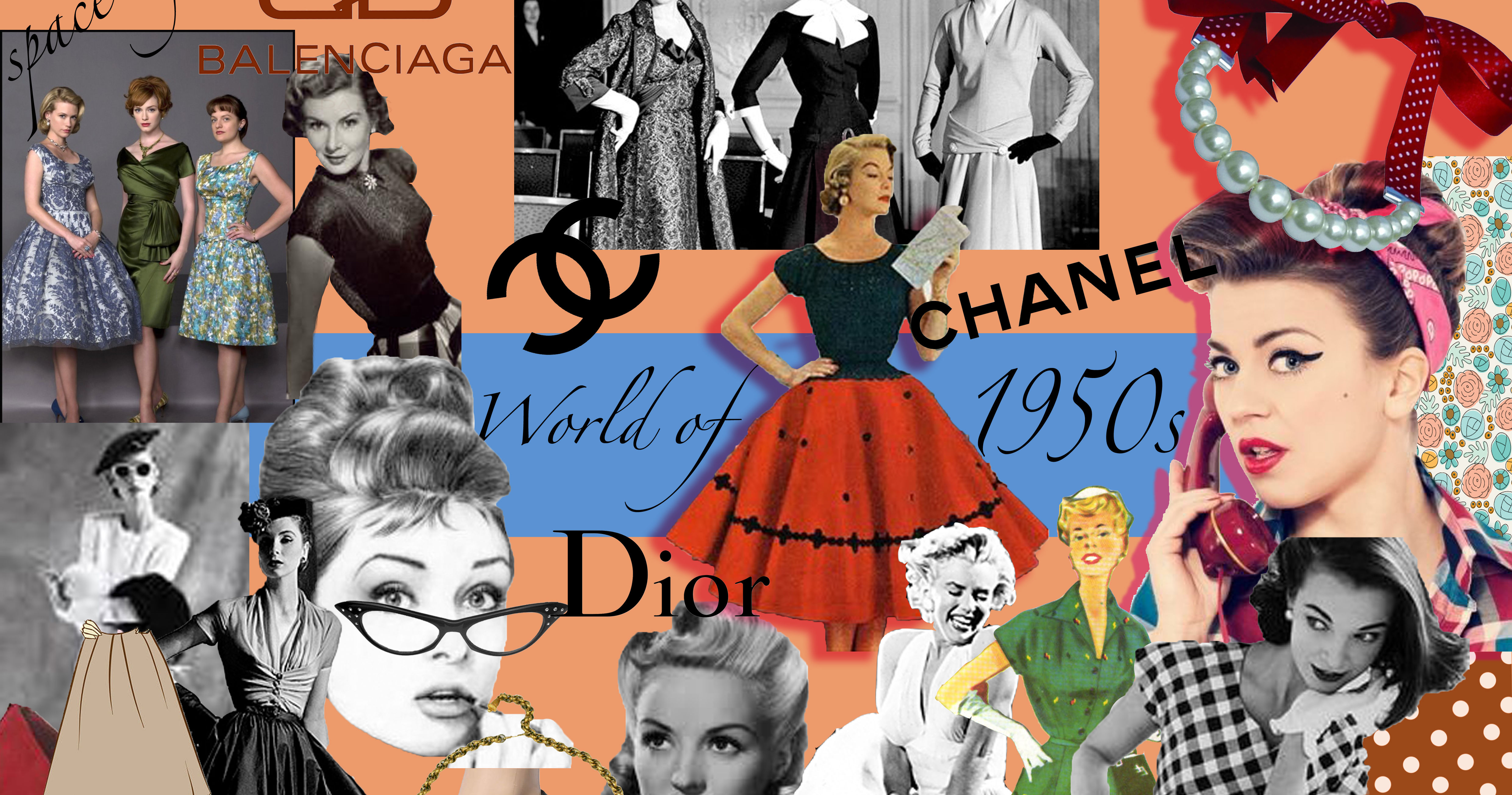 Can You Guess The Fashion That Belongs To Each Decade Playbuzz