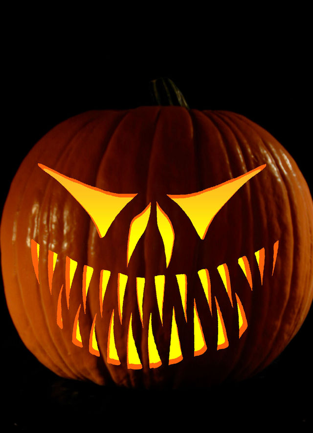 20 Amazing Pumpkins That Will Inspire You To Get Carving