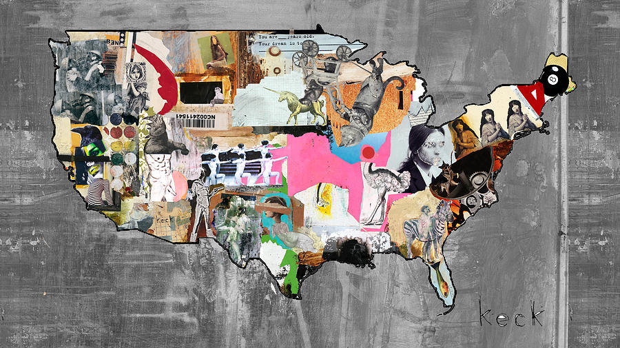 Can You Guess The US State By A Picture Playbuzz - Us map collage