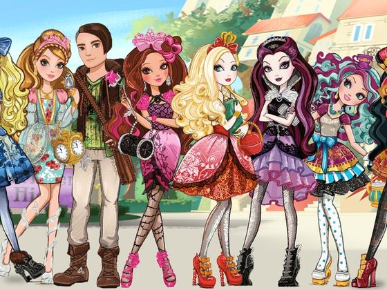 Which Ever After High Character Are You?? | Playbuzz