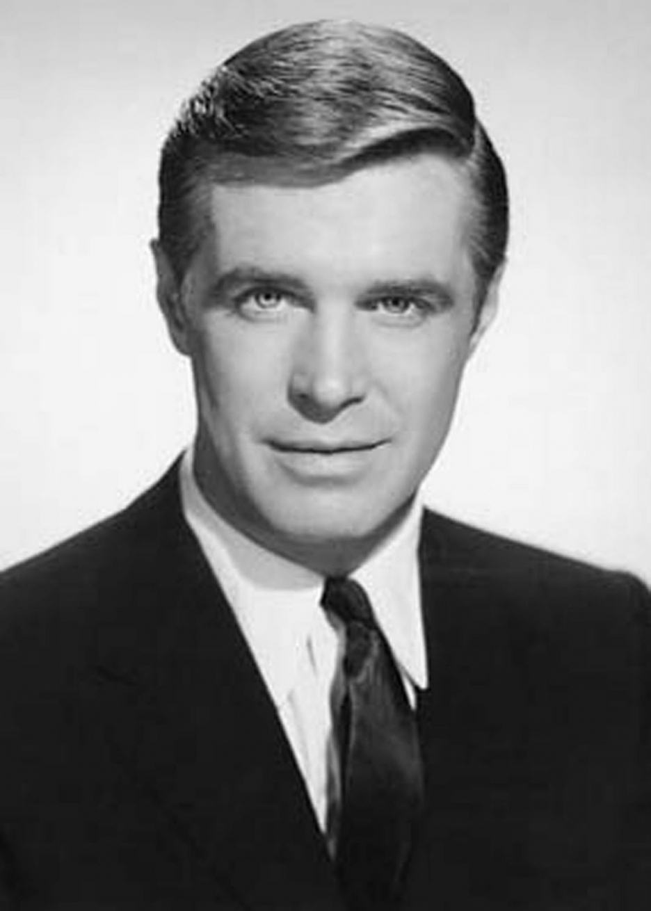 george peppard height weight