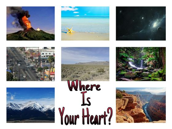Where Is Your Heart Really Located?   Playbuzz