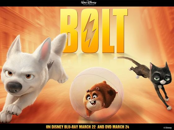 Which Bolt Character Are You Playbuzz