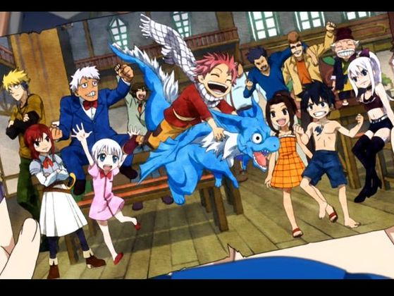 What fairy tail character are you   Playbuzz