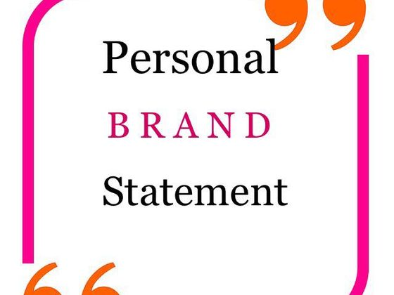 What Is Your Personal Brand Statement Or Anthem   Playbuzz