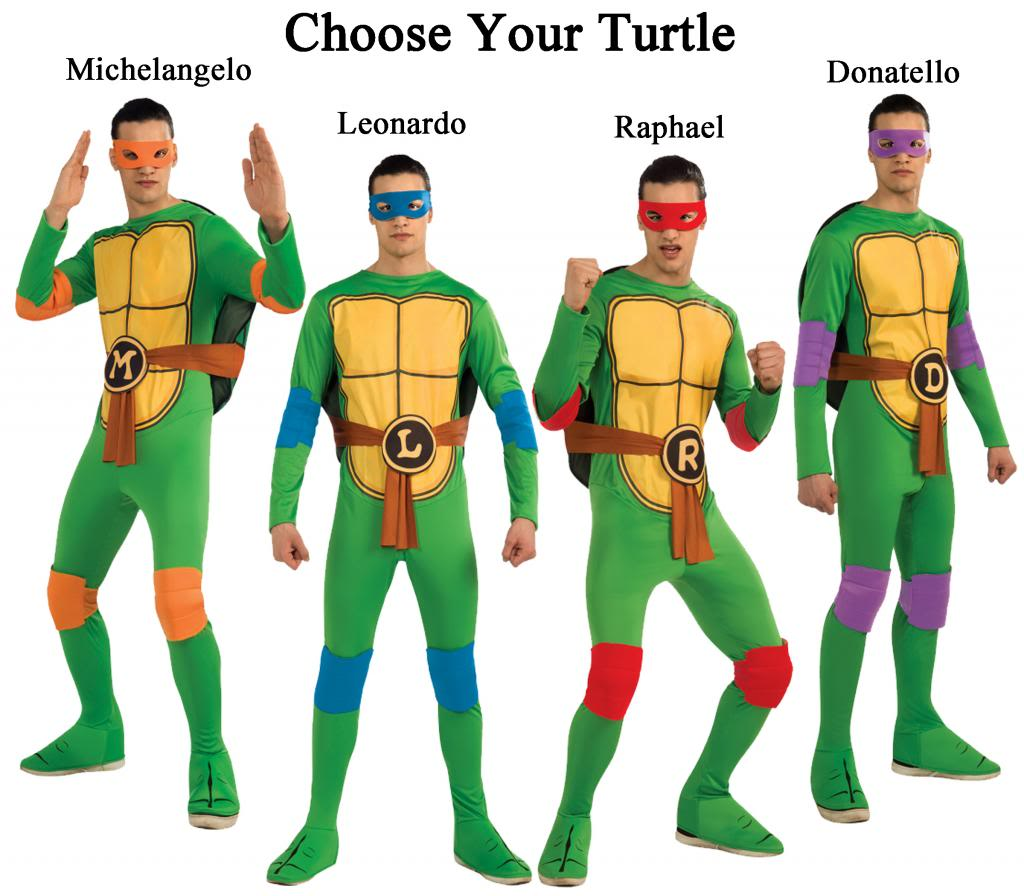 Think, that adult ninja turtle costume pity