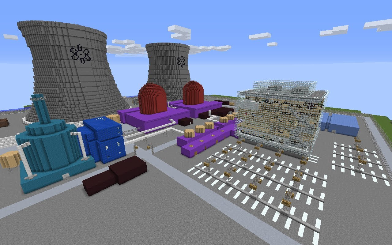 Things From The Real World As Seen In Minecraft Mods Playbuzz - Minecraft simpsons haus bauen deutsch